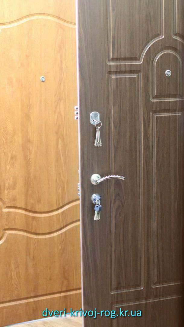 Входные двери с выставки
