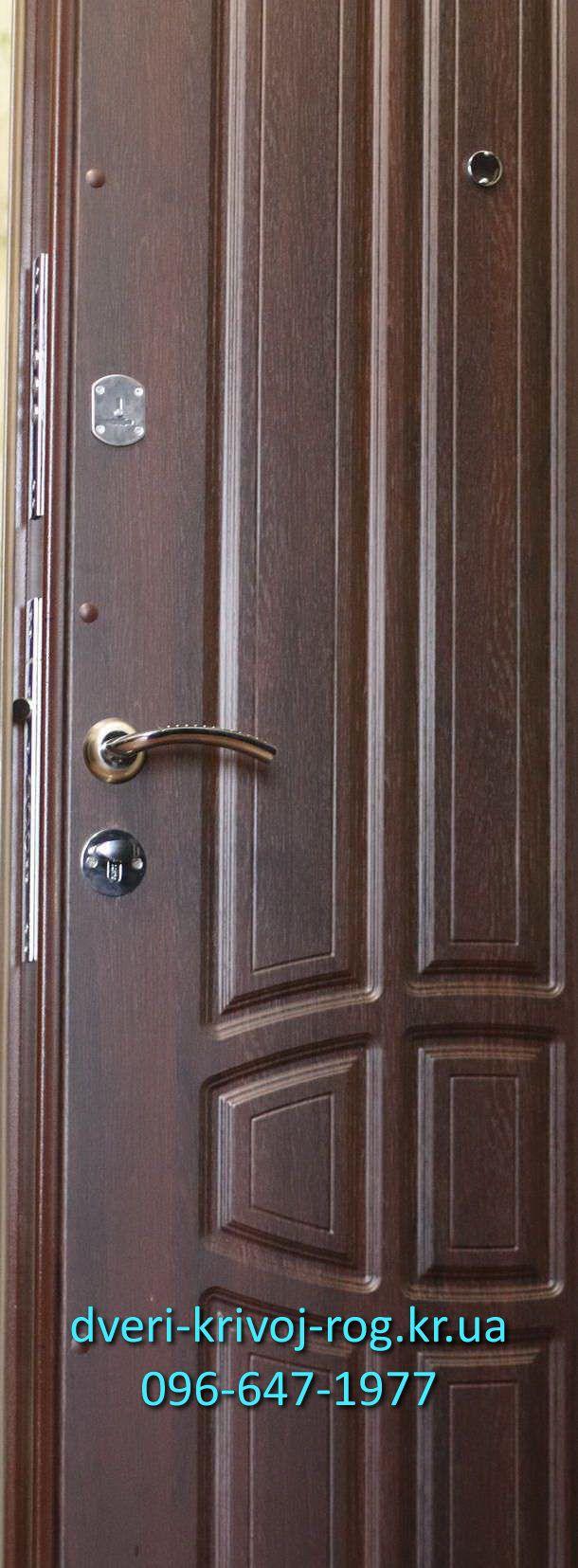 Стоимость входной двери в Кривом Роге