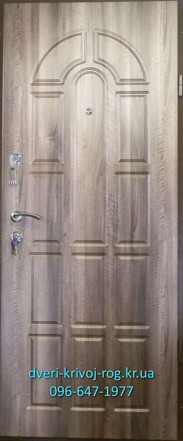 установка входных дверей кривой рог цены