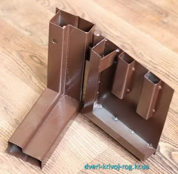 двери металлические входные кривой рог цены