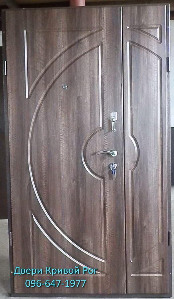 изготовление входных дверей кривой рог