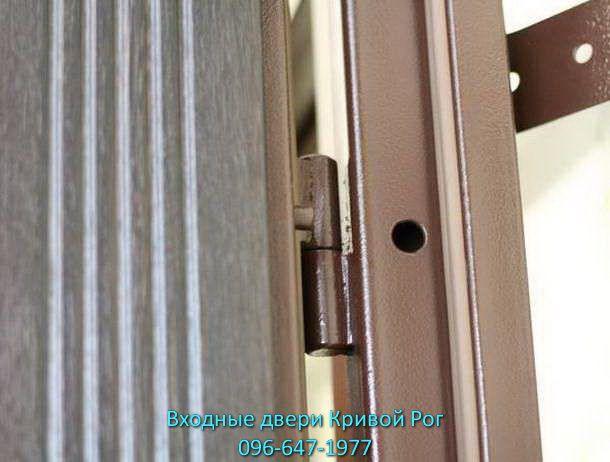 Купить входную металлическую дверь в Кривом Рогу