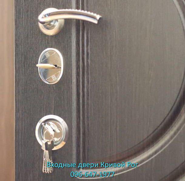 Купить входную металлическую дверь Кривой Рог