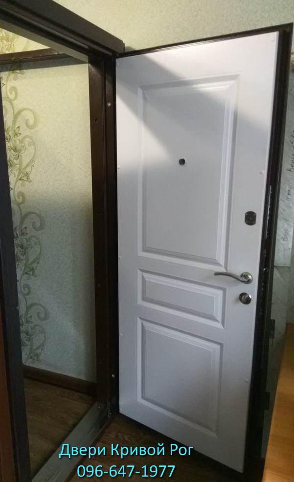 изготовление металлических дверей кривой рог