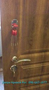 Купить входную дверь Кривой Рог: трёхконтурная бронедверь