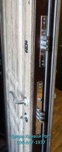 Купить входные двери в Кривом Роге Цены трёхконтурной двери