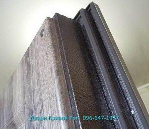 изготовление металлических дверей кривой рог от компании Комфорт