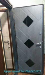 трёхконтурная дверь