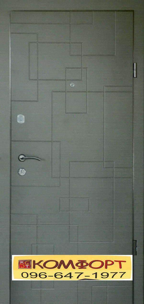 двери входные кривой рог Хай-Тек установка