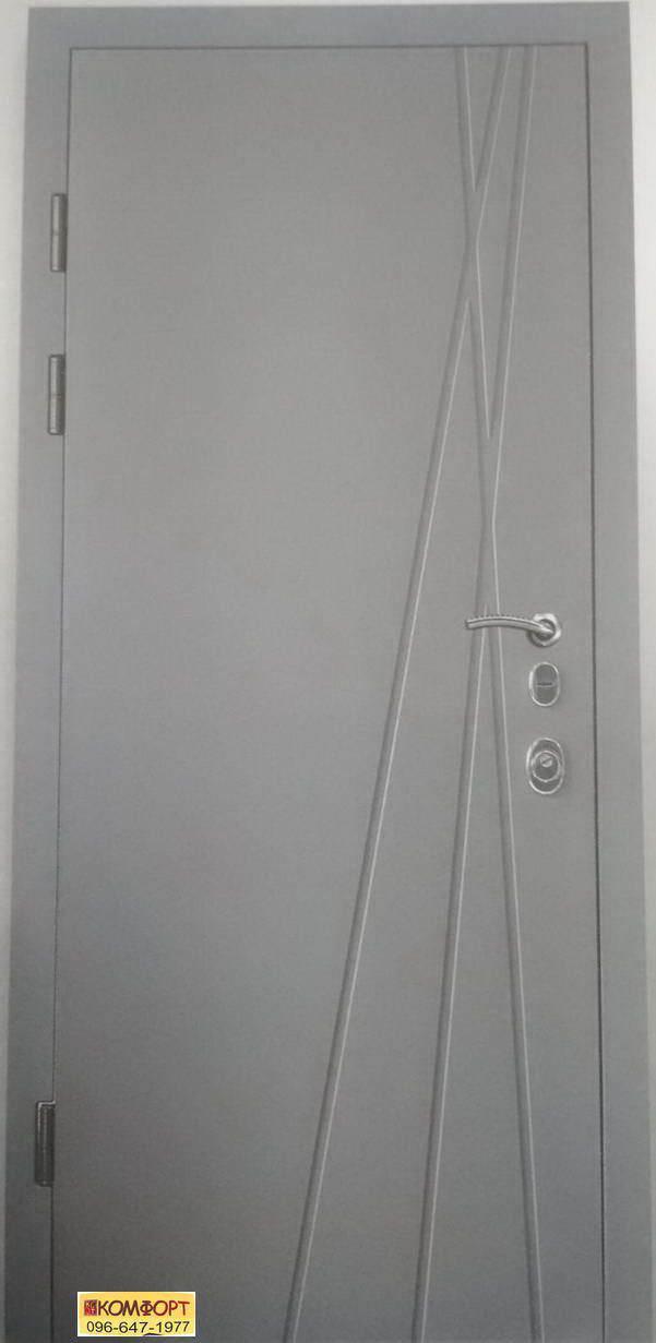 железные входные двери Хай-тек кривой рог