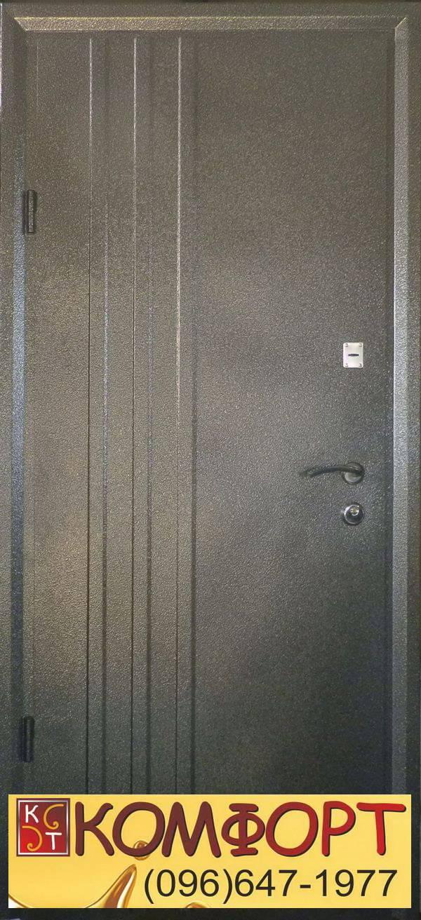 двери уличные входные