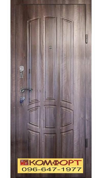 входные двери на домах Кривой Рог