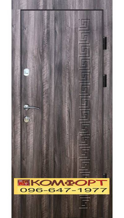 входная дверь в квартиру с Кривой Рог