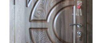 двери входная в квартиру Кривой Рог