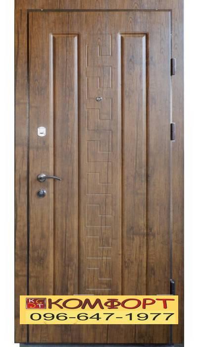 дверь входная деревянная Кривой Рог