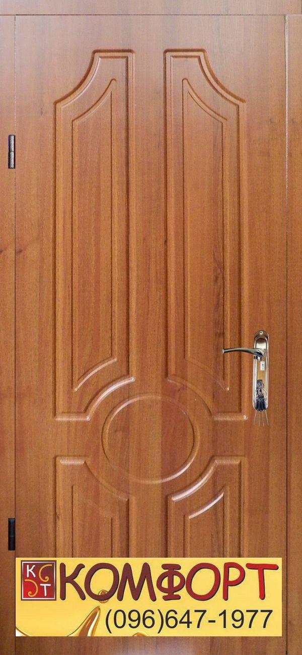 двери входные с установкой кривой рог