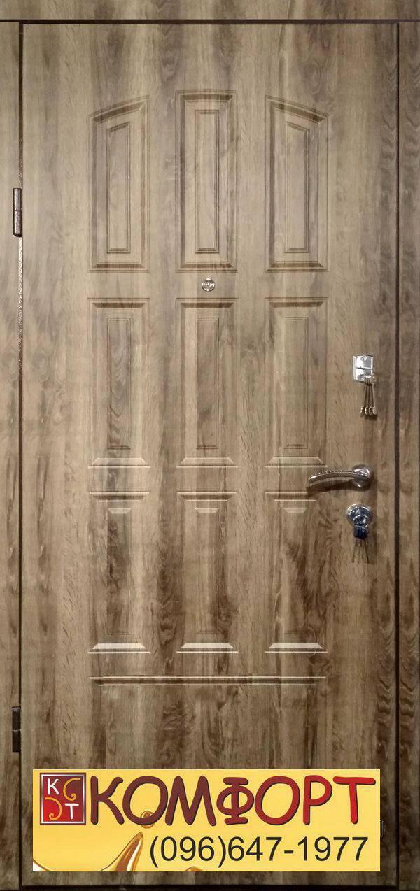 входные двери город кривой рог