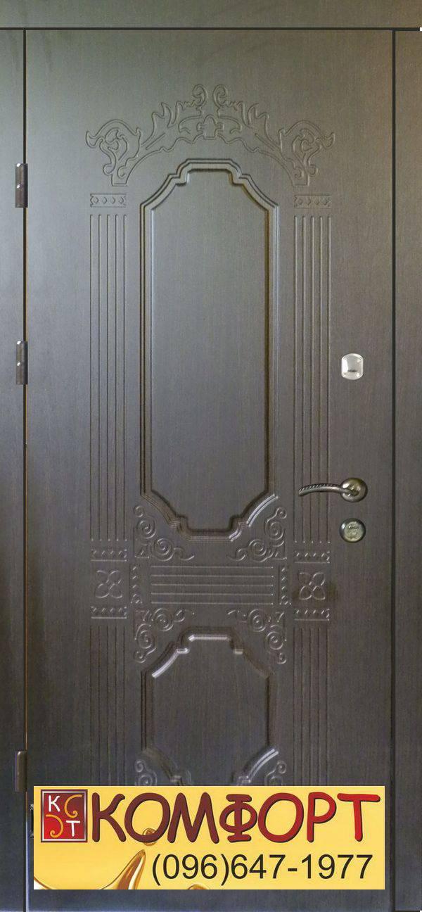 входные двери из металла кривой рог