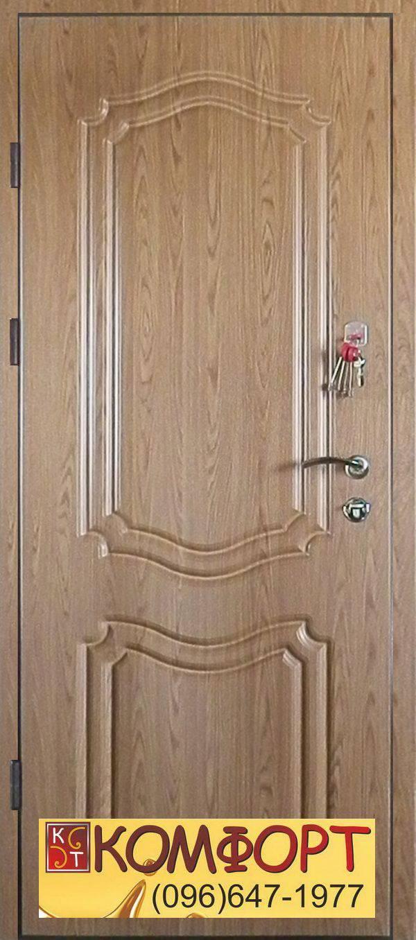 входные двери с установкой кривой рог