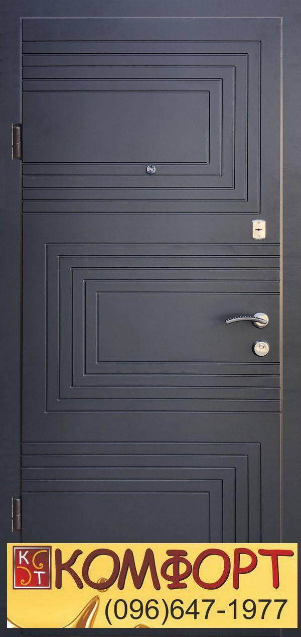 металлические входные двери кривой рог