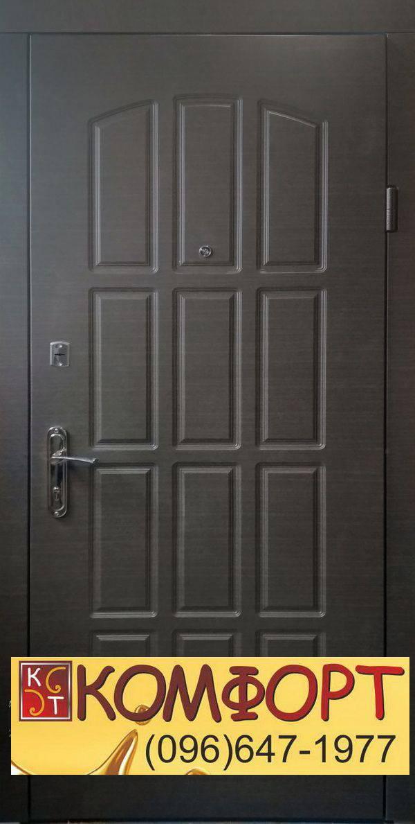 двери входные кривой рог под заказ