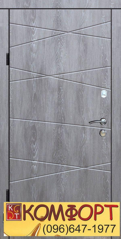 металлические входные двери кривой рог цены