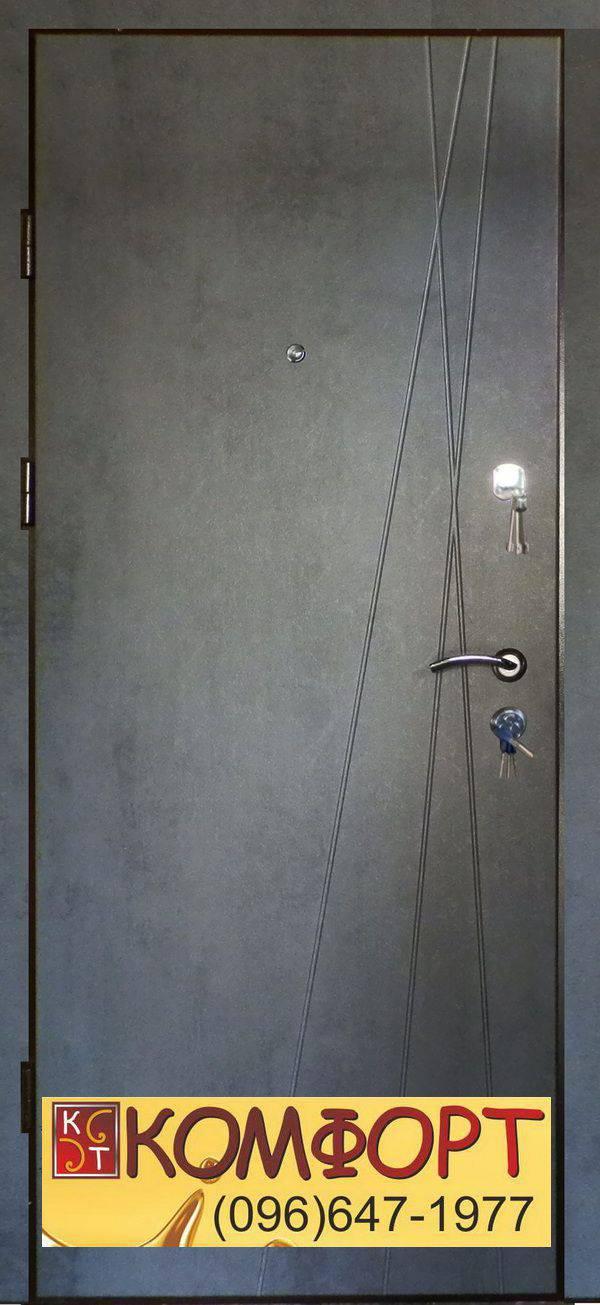 двери металлические входные кривой рог