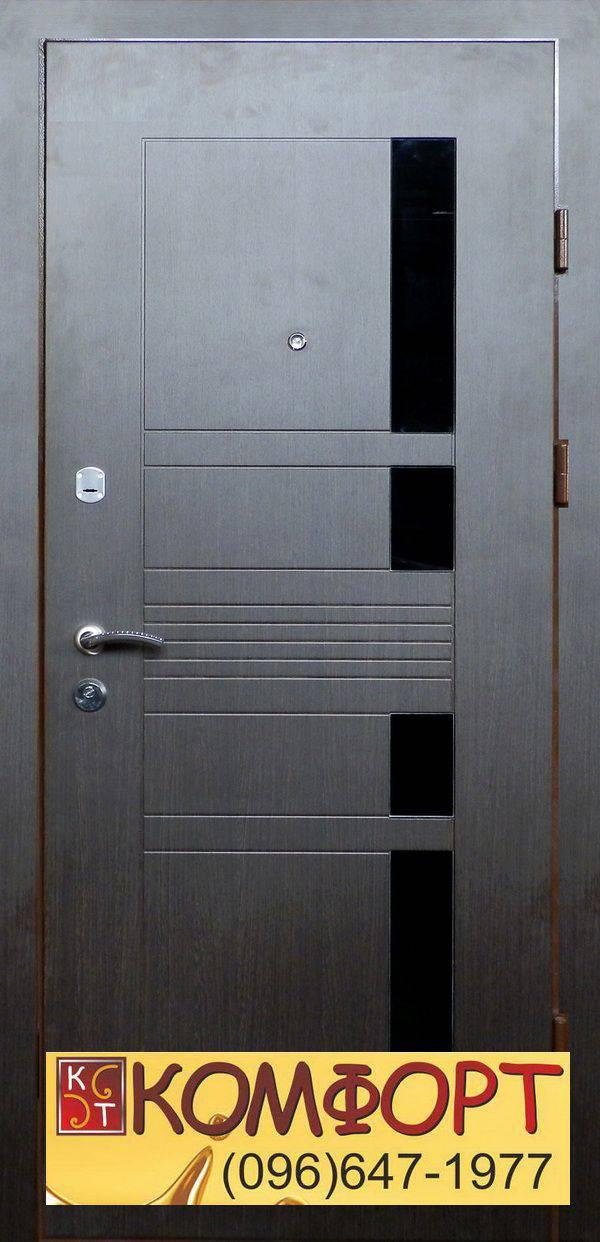 купить и установить входные двери в кривом роге