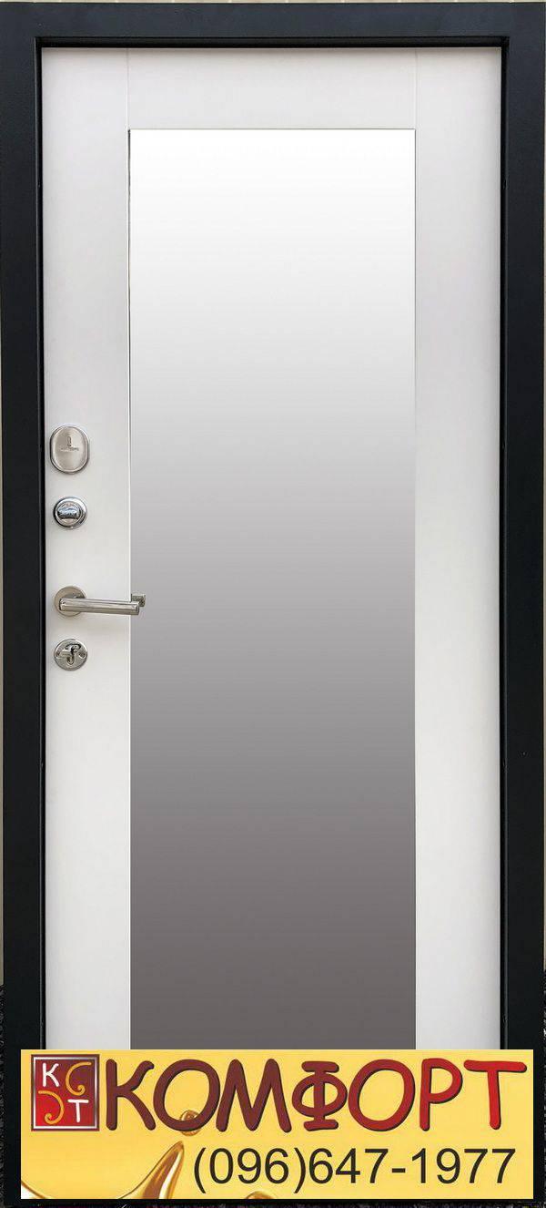 купить входную металлическую дверь в кривом роге в Комфорт