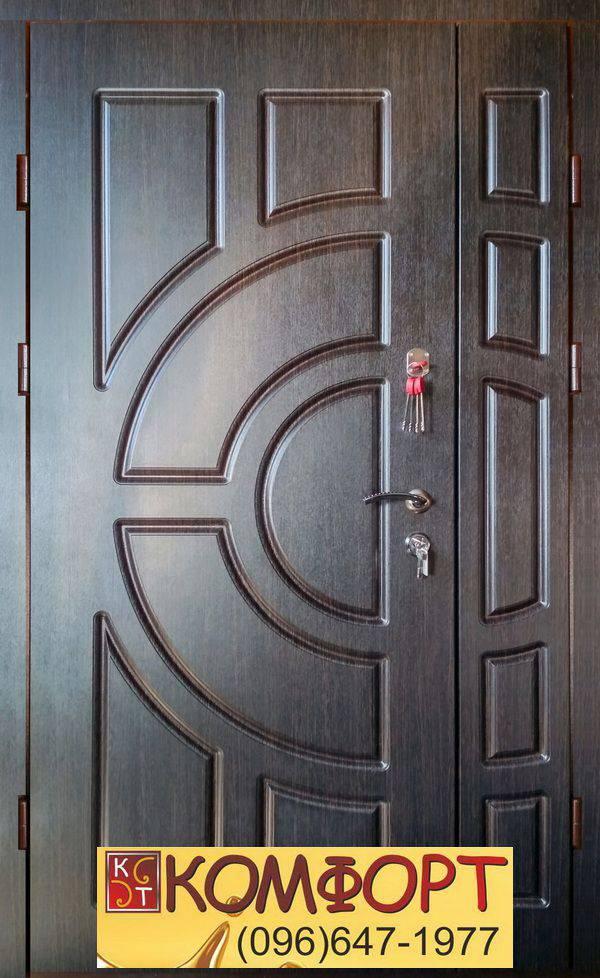 двери полуторные входные кривой рог