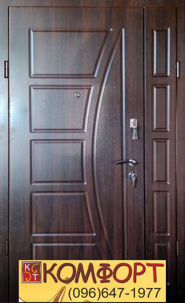 полуторная входная дверь кривой рог
