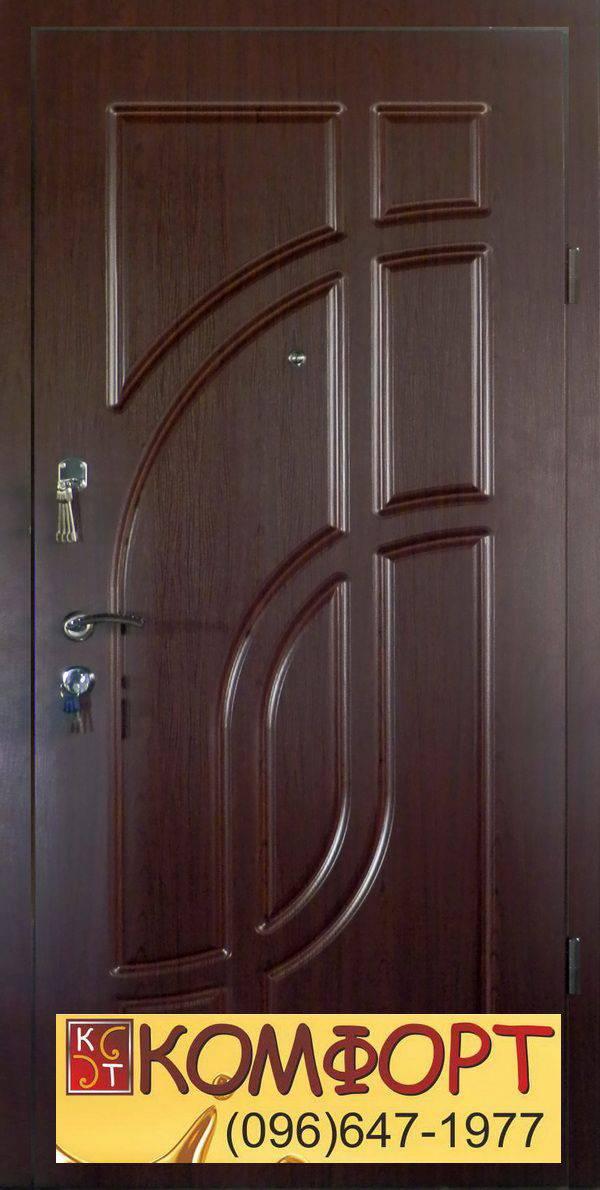 входные двери цена в кривом роге