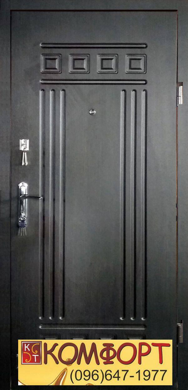 цена на входные металлические двери кривой рог